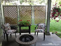 Best 25 Patio privacy ideas on Pinterest