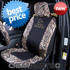 Ducks Unlimited Seat Covers