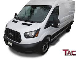 """Amazon.com: TAC 6.5"""" Running Boards For 2015-2017 Ford Transit Van ... New Ford Transit Connect Cargo Van Is Ready For Work Smart Capable Penda Panels Liner Kit Inlad Truck Company Adrian Steel Complete Wire Window Screen Ford 350l 20 Tdci Bakwagen Met Laadklep Closed Box Trucks Anthem Wrap Bullys 1972 Mk1 Transit Recovery Truck Historic Vehicle Forum View Topic Roll On Off Transit Skip 2018 Reviews And Rating Motor Trend Fullsize Passenger Fordca 2015 T350 Royal Service Body Diesel Walkaround Youtube Connect Archives The Fast Lane"""