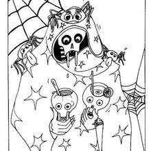 Skeletons Halloween Celebration Scary Skeleton
