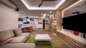 100 Interior Design Ideas For Flats Hdb 3 Room Flat See Description