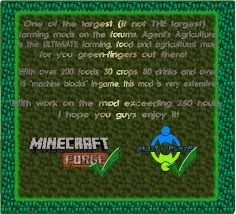 Minecraft Pumpkin Pie Mod by 1 6 4 Smp Agent U0027s Agriculture The Ultimate Farming And Food