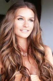Beth this is the color for you Brown Hair with Caramel