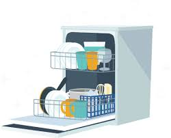 Appliance Doctors Vector Dishwasher
