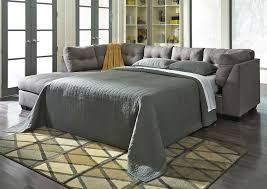 Jennifer Convertibles Sofa Bed Sheets by Foothills Family Furniture Maier Charcoal Left Arm Facing Chaise