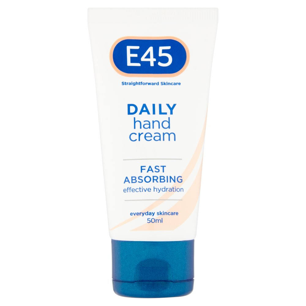 E45 Daily Hand Cream, 50 ml