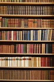 Bookshelf Wallpaper WallpaperSafari
