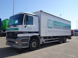 100 Day Cab Trucks For Sale MERCEDESBENZ Actros 1835 Euro 2 Tilt Trucks For Sale From