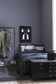 blaugraue wandfarbe bilder ideen