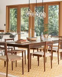 Use Matching Rugs For An Adjacent Dining Room Image Rejuvenation
