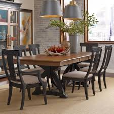 Seven Piece Dining Room Set by Kincaid Furniture Stone Ridge Seven Piece Dining Set With