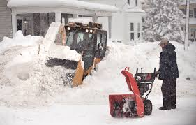 100 Bangor Truck Equipment Could Increase Fines For Those Who Dont Shovel Snow From