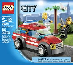 LEGO City Fire Chief Car - 60001, Building Sets - Amazon Canada Lego Pickup Tow Truck Itructions Best 2018 Quad Lego Delivery 3221 City Fire Station Moc Boxtoyco Chevrolet Apache Building Itructions Httpwww Asia Train Amp Signal Box Police Motorbike 2014 60056 Youtube Custom Fedex Truck Building This Cargo Bundle 3 With 7 Custom Designs Lions Prisoner Transporter 60043 4431 Ambulance Complete Minifig