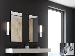 fischer honsel spiegelleuchte 2x schminklicht wandleuchten mit steckdose als set fürs badezimmer schminklen seitlich 39cm indirekte