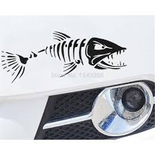 CAR BOAT WINDOW SKELETON ANGRY SHARK MAD FISH FISHING STICKER VINYL ... 2 Fish Skeleton Decals Car Sticker Fishing Boat Canoe Kayak Rodfather Funny Vancar Jdm Vw Dub Vag Euro Vinyl Decal Tancredy Go Stickers And Bumper Bass Truck Wall Window 1pc High Quality 15179cm Id Rather Be Fly Angler Vinyl Decal Fly Fishing Sticker Ice Hell When Freezes Over Ill Visit To Buy 14684cm Is Good Bruce Pinterest 2018 Styling Daiwa Brand And For Hooked On Outdoor Life Camping