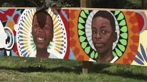 Philadelphia Mural Arts Internship by Mural Dedicated To Victims Killed In Tioga Carjacking Crash 6abc Com