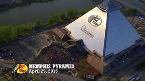 The Memphis Pyramid | Bass Pro Shops - YouTube