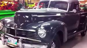 Trucks From The 1930s And The 1940s - Gasoline Alley Museum - YouTube