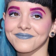Makeup Ideas melanie martinez makeup Melanie Martinez Makeup Pink Eyeshadow Purple Eyeshadow