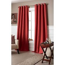 uptown striped light blocking curtain panel threshold target