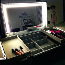 battery operated wall mounted lighted makeup mirror battery