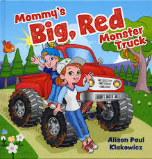 100 Big Monster Truck A Good Read Mommys Red Carolina Country