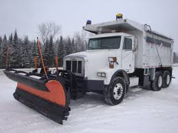 100 Truck With Snow Plow For Sale USED 2003 FREIGHTLINER FLD112SD FOR SALE 1953