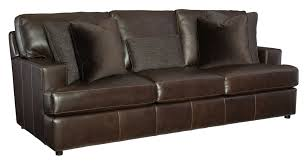 Havertys Leather Sleeper Sofa by Sofa Bernhardt