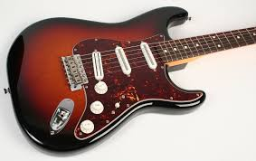 Fender John Mayer Stratocaster 3 Color Sunburst