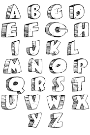 Best 25 3d alphabet ideas on Pinterest