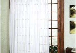 Front Door Side Window Curtain Panels by Sidelight Panel Curtains 1682 Front Door Side Window Curtain