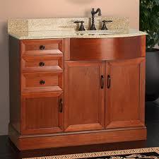 46 Inch White Bathroom Vanity by All Bathroom Vanities Wayfair 46 Bathroom Vanity With Sink Tsc