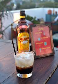 Pumpkin Spice Kahlua White Russian by Cocktail Jpg