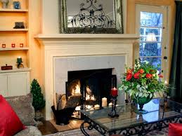 how to tile a fireplace hgtv