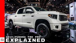 2019 Toyota Tundra TRD Pro Explained - YouTube Follow These Steps When Buying A New Toyota Truck New Used Car Dealer Serving Nwa Springdale Rogers Lifted 4x4 Trucks Custom Rocky Ridge 2019 Tundra Trd Pro Explained Youtube The Best Offroad Bumper For Your Tacoma 2016 Unique Hot News Toyota Beautiful 2015 Suvs And Vans Jd Power Featured Models Sale Peoria Az Vs Old Toyotas Make An Epic Cadian 2018 Release Date Price Review