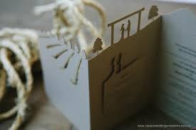 Vineyard Custom Wedding Invitations