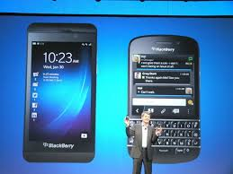 BlackBerry 10 Visual Tour Smartphones OS InformationWeek