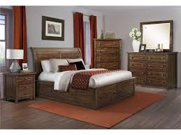 North Shore King Sleigh Bed by Bedroom Furniture Gallery Scott U0027s Furniture Cleveland Tn