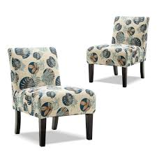 Altrobene Set Of 2 Armless Accent Chairs With 4 Pack Removable Washable  Covers For Living Room Bedroom Dining Room (Beige&Floral&Blue) Small Beach Chairs Home Fniture Design True Innovations Uerstanding Upholstery From Fabric To Frame Hayneedle Amazoncom Magshion Upholstered Accent Chair Modern Mid Short And Metal Mango Outdoor Round Vanguard Bar Stool With Ryder Gigi 25 Best Collection Of Armless Bedroom Armchair Occasional Extraordinary White Office Appealing Family Room Tags Elegant Geri Ding In 2019 Review Guide Amatop10
