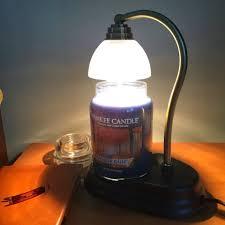 Aurora Candle Warmer Lamp by Mom U0027s Me Time Yankee All Night