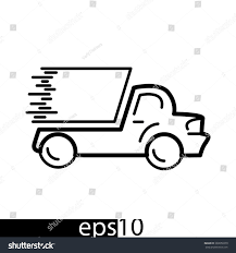 100 Icon Truck Vector Sample Stock Vector Royalty Free