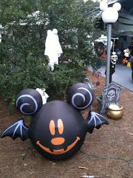 Large Blow Up Halloween Decorations by Halloween Decorating E2 80 93 The House From Norm To And Then