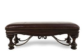 a r t furniture valencia bed bench mathis brothers furniture