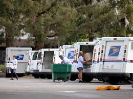 100 Who Makes Mail Trucks US Postal Service Worker Found Dead In Woodland Hills Amid