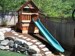 Custom Play Structure For Small, Sloping Yard. | Play Structures ... Ipirations Playground Sets For Backyards With Backyard Kits Outdoor Playset Ideas Set Swing Natural Round Designs Landscape Design Httpinteriorena Kids Home Coolest Play Fort Ever Pirate Ship Outdoors Ohio Playset Playsets Pinterest And 25 Unique Playground Ideas On Diy Small Amys Office Places To Play Diy Creative Cute Backyard Garden For Kids 28