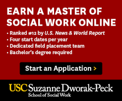 Usc School Of Social Work Resume by An Overview Of How To Become A Social Services Worker