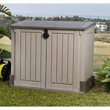 keter woodland store it out midi storage shed bj s wholesale club