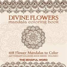 Mandala Coloring In Books