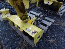 John Deere Stx38 Yellow Deck Removal by John Deere Snow Thrower Ebay