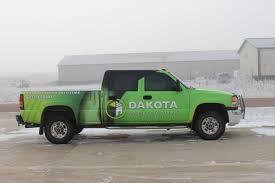 100 Dakota Truck Applicators FOX PRINT